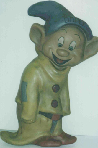 This is Dopey after our composition restoration