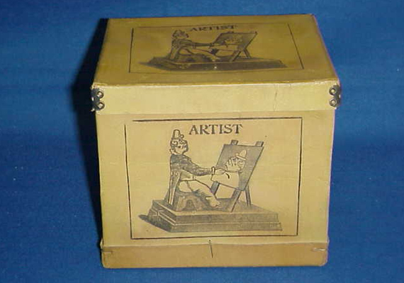 German-made Artist Drawing Box after